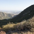 View of Yucaipa from the Morton Ridge Trail.- 10 Great Hikes in the San Bernardino Mountains