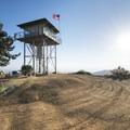Morton Peak Fire Lookout Tower.- 12 Great Summit Hikes Near Los Angeles