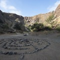Rock labyrinth in the quarry at Bronson Caves.- Exploring the Hollywood Hills: A Complete Weekend