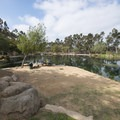 Gwen Moore Lake at Kenneth Hahn State Recreation Area.- The Complete Guide to Rancho Palos Verdes, California