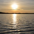 Chickahominy Reservoir.- A Guide to Camping in Oregon
