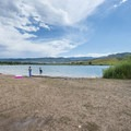 Gravel Ponds at Chatfield State Park.- 10 Incredible Colorado State Parks
