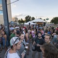 The annual Mile High Summer Shindig in Denver, Colorado.- Outdoor Project's San Francisco Block Party 2017