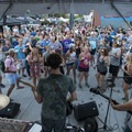 The Gin Doctors take the night home with some killer 90s covers.- Outdoor Project's Bend Block Party 2017