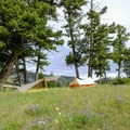 Prime backcountry camping.- 6 Best Backpacking Trips in Yellowstone National Park