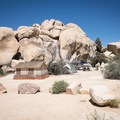 Hidden Valley Campground.- Guide to Camping in Joshua Tree National Park