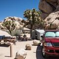 Hidden Valley Campground.- A Guide to Camping in the Mojave Desert