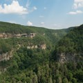 Overlooking Cloudland Canyon from the West Rim.- 10 Must-Do Hikes near Atlanta, GA