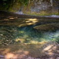 The upper pool at Sharps Creek.- 10 of Eugene's Best Swimming Holes