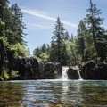 Wildwood Falls.- 10 of Eugene's Best Swimming Holes