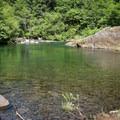 North Fork Middle Fork Willamette River, Oregon. - Plunge Into Swimming Holes