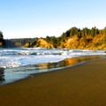 Trinidad State Beach.- Exploring California's State Parks