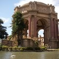 The Palace of Fine Arts.- Adventure in the City: San Francisco