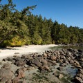 A beach on the Coast Trail.- Victoria B.C.'s Best Adventures
