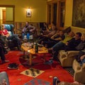 Camaraderie at the Journeyman Lodge.- 10 Bucket List Lodges Perfect for Winter
