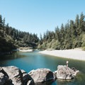 Elephant Rock swimming hole.- Southern Oregon Road Trip