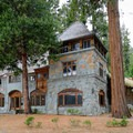 Historic Vikingsholm sits along the Emerald Point hike.- 3-Day Fall Itinerary for South Lake Tahoe