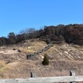 Trail to Ogden Dunes includes wooden stairs, an ideal training tool for hikers. Indiana Dunes National Lakeshore.- Hikers Training Without Hikes - Part I: Breaking Down the Science