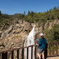 Feather Falls from the viewpoint.- The West's 100 Best Waterfalls