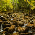 The hike up Mount Flume + Mount Liberty is less popular than nearby hikes, making it the perfect place to enjoy the fall foliage in peace.- 15 Best Hikes for New Hampshire Fall Foliage