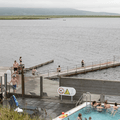 Jump off the docks into Lake Laugarvatn.- 14 Must-Do Activities In Iceland
