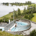 The Viska mineral bath.- Must-Visit Hot Springs in Iceland
