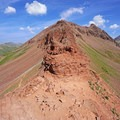 West Maroon Pass.- 10 Incredible Backpacking Trips You Should Do Next Summer