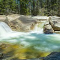 Franconia Falls.- 20 Must-Do Summer Adventures in New Hampshire