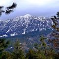Baldyface Ridge on the Wenatchee Ridge Trail.- Amazing Snowshoe Trails in Washington