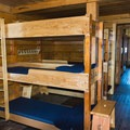 Bunk room at the Lakes of the Clouds Hut. - Incredible Mountain Huts + Lodges in New England
