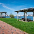 With sheltered picnic tables and waterside views, Peirce Island is the perfect place to relax and enjoy a sunny afternoon.- 3-Day Itinerary for Portsmouth, New Hampshire