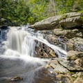 Lower Purgatory Falls.- 10 Great Hikes Near Concord, New Hampshire