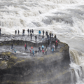 A large landmass forces a bend in the river.- 14 Must-Do Activities In Iceland