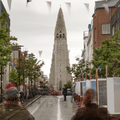 Hallgrímskirkja is set on a hill.- 14 Must-Do Activities In Iceland