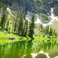 Mount Naomi Wilderness Area.- Wander Among Wilderness Areas