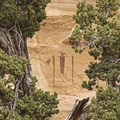 The Head of Sinbad pictograph.- 15 Must-Do Utah Adventures