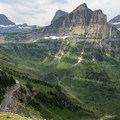 Going-to-the-Sun Road in Glacier National Park.- The Ultimate Western National Parks Road Trip