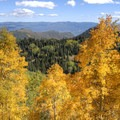 Looking east over Guardsman's Pass.- The West's Best Hikes for Fall Colors