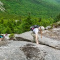 Mount Cardigan's Holt Trail offers a challenging rock scramble near the summit.- 3-Day Adventure Itinerary in New Hampshire's Lakes Region