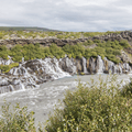 Hraunfossar.- Guide to Iceland's Ring Road