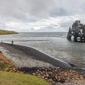 Hvitserkur Rock Formation in Iceland.- Astounding Rock Formations