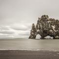 """Hvítserkur means """"white shirt"""" in Icelandic.- Astounding Rock Formations"""