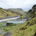 Seljavallalaug Zwembad.- Must-Visit Hot Springs in Iceland