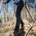 Boots provide a level of stability and ankle support that can help when hiking off trail.- A Complete Trail Guide to Happy Feet