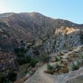 Bridge to Nowhere Trail, East Fork San Gabriel River.- California's 60 Best Day Hikes