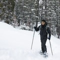 Snowshoeing near Emigrant Creek.- How to Pick the Right Snowshoe