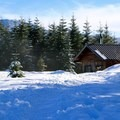 Mountain View Shelter is first-come, first-served.- 5 Great Snowshoe Trails Near Salem, Oregon