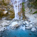 San Antonio Falls.- 10 Best Waterfall Hikes Near Los Angeles