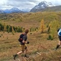 Trail running the mountainous Healy Pass.- 12 Months of Adventure: February - Adventure Training + Fitness