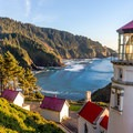Heceta Head Lighthouse.- The People's Coast